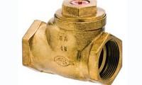 Válvula Retenção Portinhola Bronze
